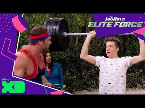 Lab Rats: Elite Force   It's clutch time!   Official Disney XD UK