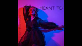 Judith Timan Olofsson - Meant To (Official Audio)