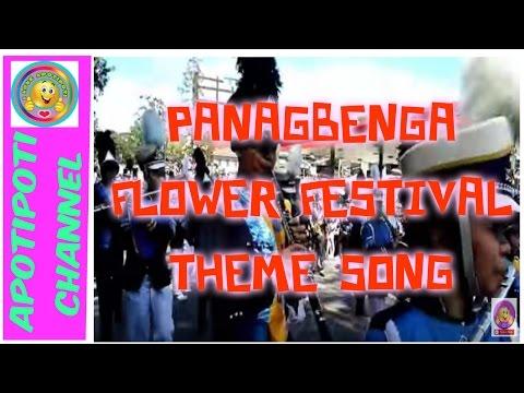 PANAGBENGA FLOWER FESTIVAL THEME SONG ( SLU BAND )