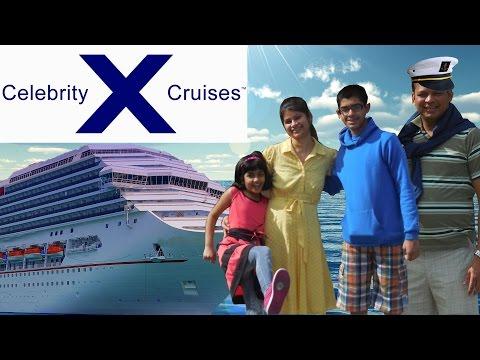 Celebrities Cruise Trip