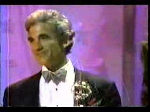 Michael Zaslow Wins Daytime Emmy  1994