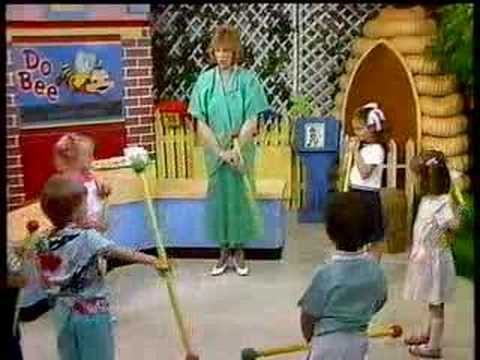 A Clip from the Australian Romper Room c. 1985