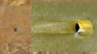 5 Imágenes de Google Mars que te Dejarán Helado