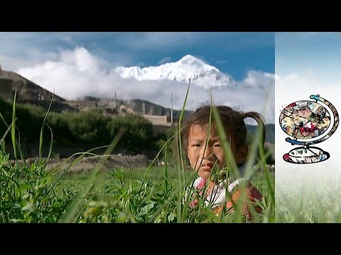 Controversial Highway Transforming Tibet's Spiritual Capital (2014)