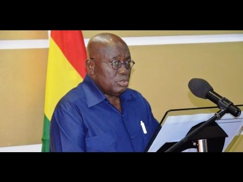 President Akufo-Addo meets Ghana Chamber of Commerce and Industry Executives