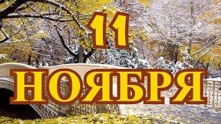 11 ноября  Всемирный день шопинга и другие праздники