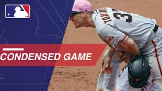 Condensed Game: SF@PIT - 5/13/18
