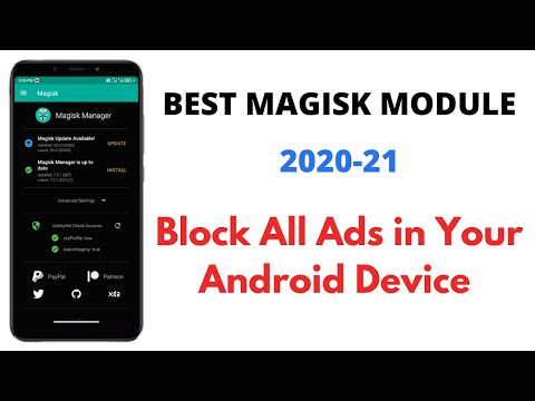 Block All Ads In Android | Energized Protection | Best Magisk Modules 2020-21