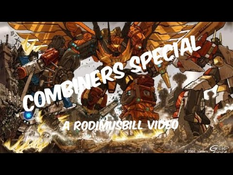 Transformers Combiners Special by Rodimusbill
