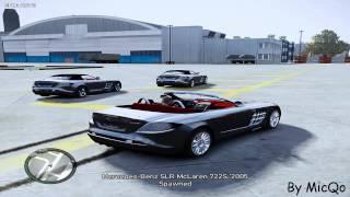 Grand Theft Auto IV Car Pack Beta v1.0 [Official Video] [HD] By MicQo [Original]