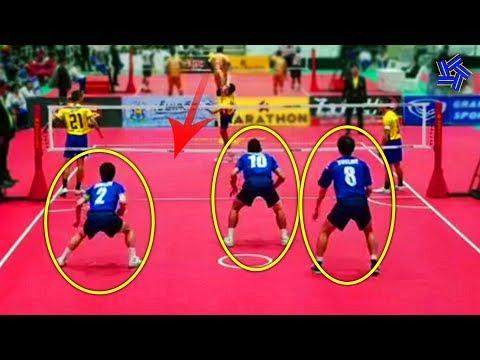 5 อันดับ รูปแบบการเล่นสุดแปลกตา ในกีฬาเซปักตะกร้อ