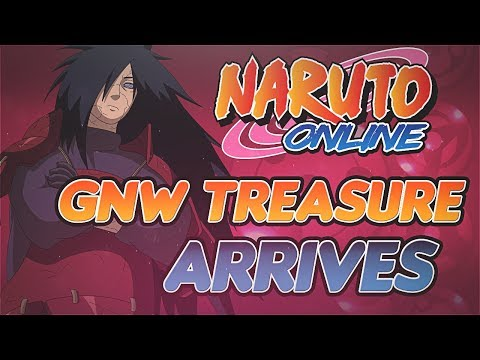 Naruto Online | GNW Treasure Showcase - Pulling For 2 Rares