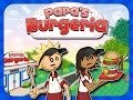 Let's Play Cool Math Games - PAPA'S BURGERIA [Girl.. Chill]