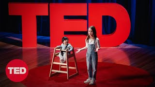Molly Wright: How every child can thrive by five | TED screenshot 3