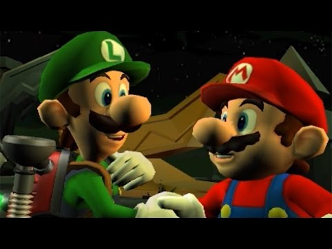 Luigi's Mansion: Dark Moon (3DS) - 100% Walkthrough - King Boo's Illusion - Final Boss + Ending