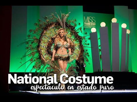 NATIONAL COSTUME  - MISS TRANS STAR INTERNATIONAL 2017