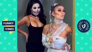 Funny Halloween Vines Compilation | Funny Vines 2017
