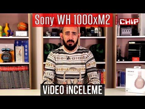 Sony WH 1000xM2 İncelemesi - Gürültü Önleyicili Kulaklık