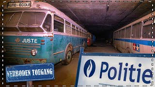 GHOST BUS TUNNEL