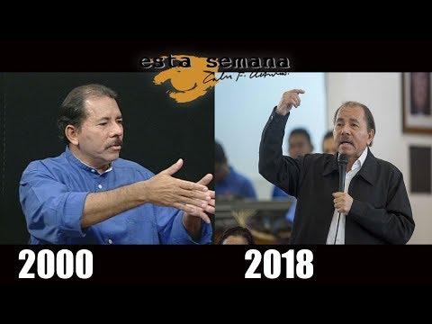 El doble discurso de Ortega: en oposición abogaba por lucha cívica, en poder reprime con brutalidad