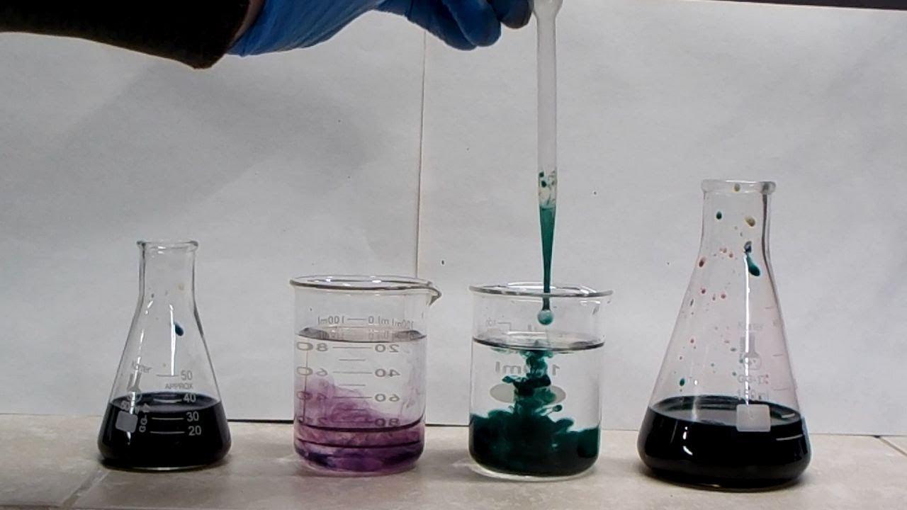 feregbol szarmazo kalium permanganat