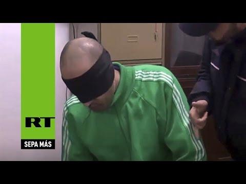 """Publican video de torturas """"inhumanas"""" contra un hijo de Gaddafi"""
