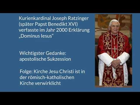 Kirche: Katholisches Kirchenverständnis