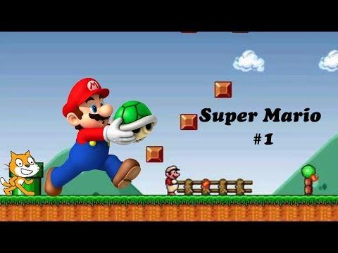 Scratch Ile Super Mario 1. Bölüm