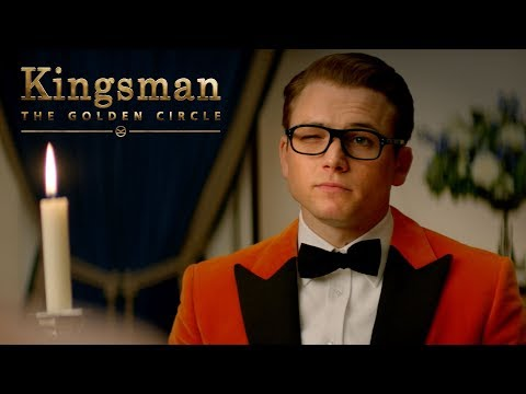 "Kingsman: The Golden Circle | ""Bigger & Sexier"" TV Commercial 