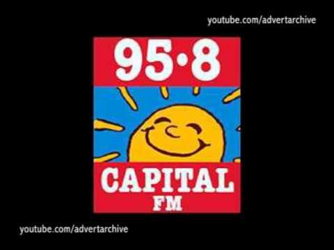 Capital Radio 95.8 FM London Jingles