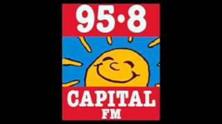 Capital Radio 95.8 FM London Jingles