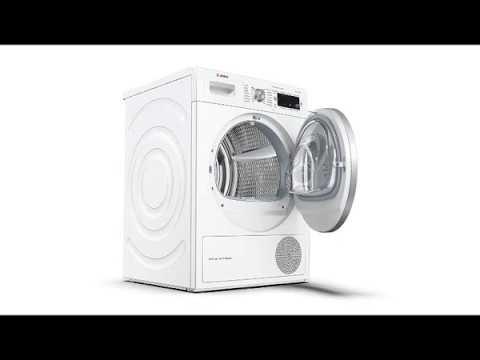 Bosch WTW875W0 Serie 8 Wärmepumpentrockner 8 kg EEK A+++