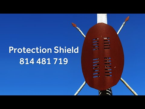 Grabovoi Numbers - Protection Shield - 814 481 719