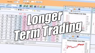 Using Bet Angel - One click screen - Longer term trading