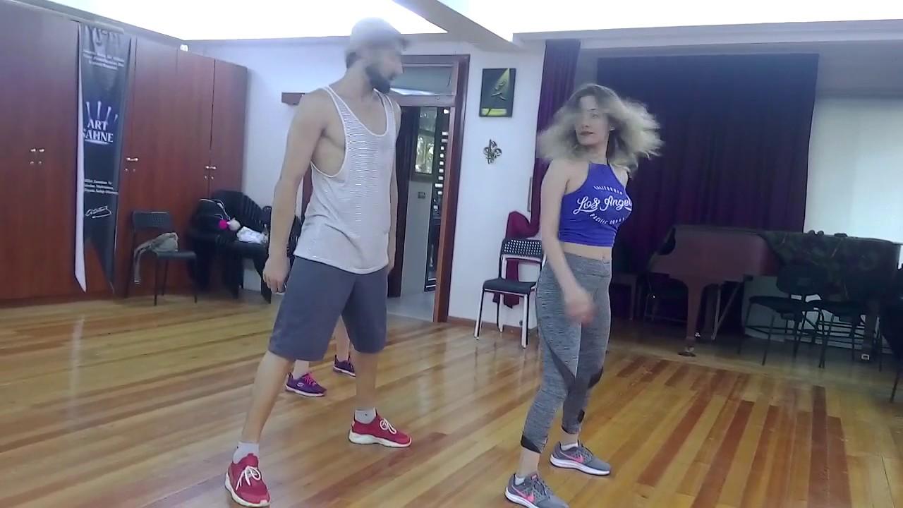 Evde bir break dansı nasıl dans etmeyi öğrenmek - temel hareketler