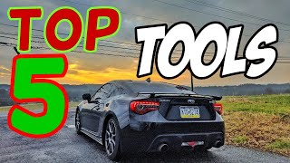 Top 5 Tools For Car Guys This Christmas!