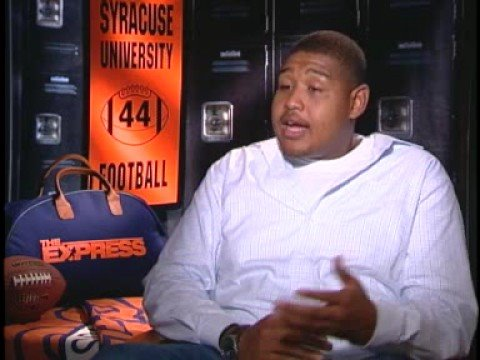 THE EXPRESS INTERVIEW -- OMAR BENSON MILLER