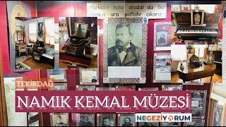 Tekirdağ: Namık Kemal Evi Müzesi