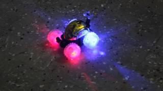 Радіо пульт дистанційного керування RC трюк автомобіль Racer на батарейках іграшка в подарунок для дітей