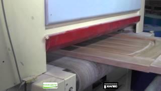 Производство дверей на фабрике Халес(Процесс производства дверей на фабрике Халес. Большой каталог шпонированных дверей: http://vashidveri.kiev.ua/dveri.html., 2013-12-06T22:33:02.000Z)