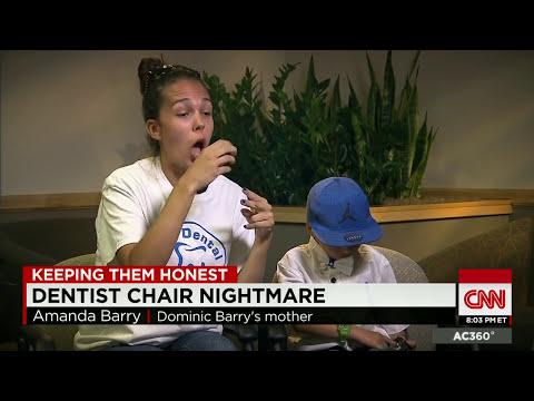 Dentist accused of abusing children, unwanted procedures