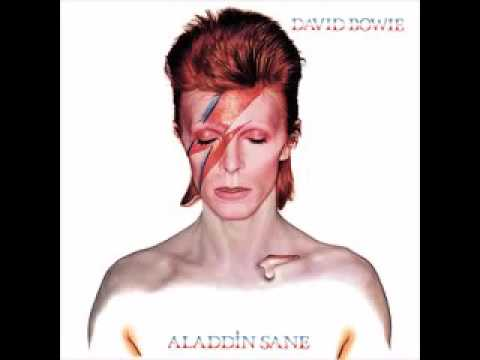 David Bowie # Aladdin Sane # 1973 Full Album # 30TH ANNIVERSARY EDITION