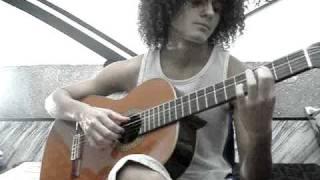La chispa adecuada - Heroes del Silencio (guitar)