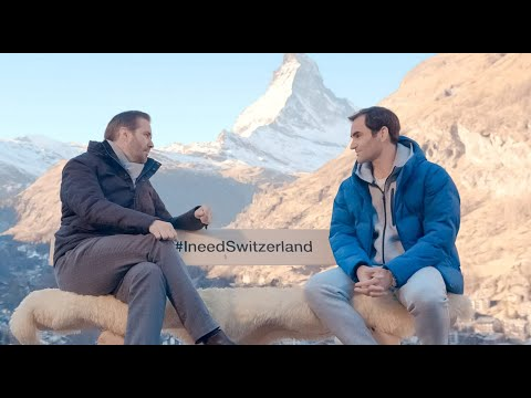 Roger Federer signs on as a Switzerland Tourism ambassador
