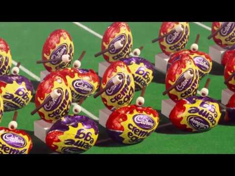 More Cadbury Creme Egg Commercials but someone dies when roblox death sound