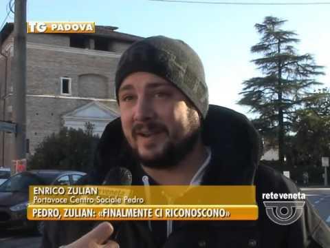 Padova tg 13 01 2016 pedro zulian finalmente ci for Pedro padova