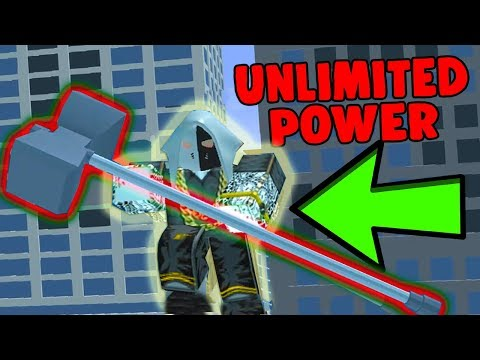 GET ANY SUPER POWER YOU WANT! *UNLIMITED POWER* (Roblox Superhero Simulator)
