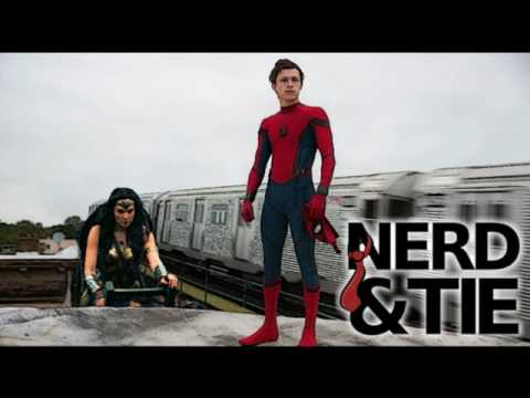 Spider-Man: Homecoming Review, Wonder Woman Smashes Box Office (Nerd & Tie #102 – Grand Switcheroo)