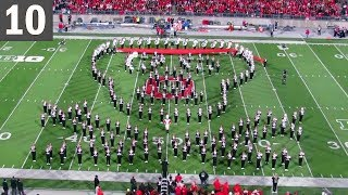 Top 10 Amazing Marching Band Sequences