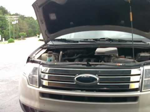 2006 Ford Fusion Fuse Box How To Remove And Repair A 2007 2010 Ford Edge 3 5l Pcm